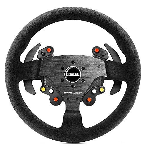thrustmaster tm rally wheel addon sparco r383 mod lenkrad. Black Bedroom Furniture Sets. Home Design Ideas